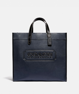 BORSA LARGA FIELD 40 CON MARCHIO COACH