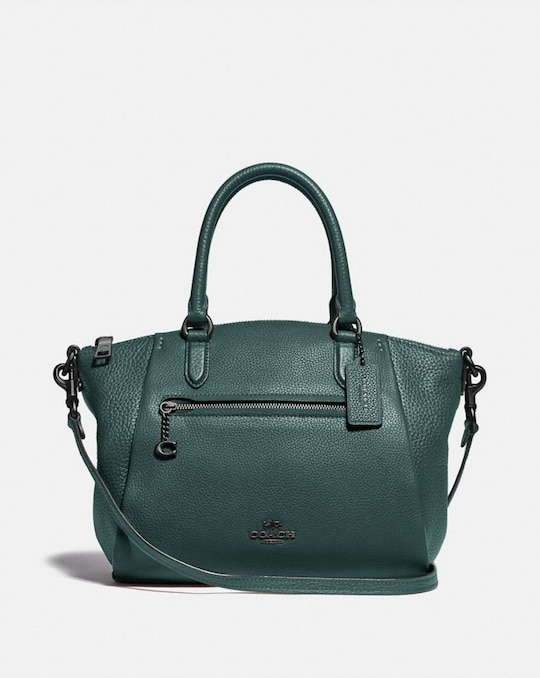 ELISE SATCHEL IN COLORBLOCK