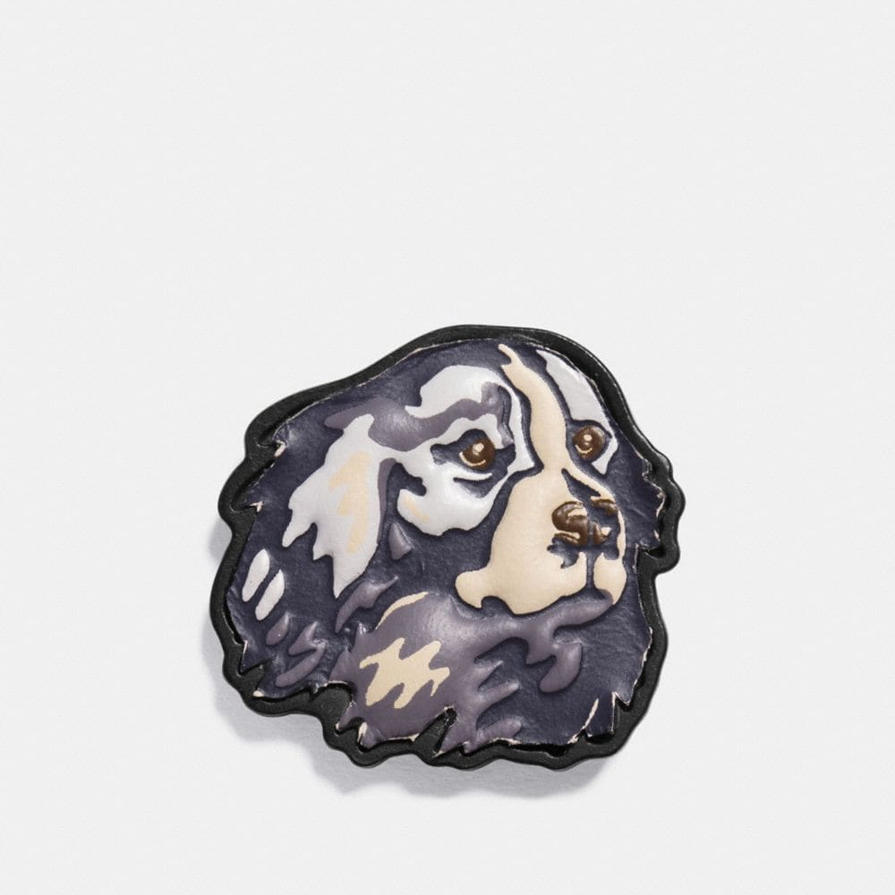 VINTAGE DOG PIN
