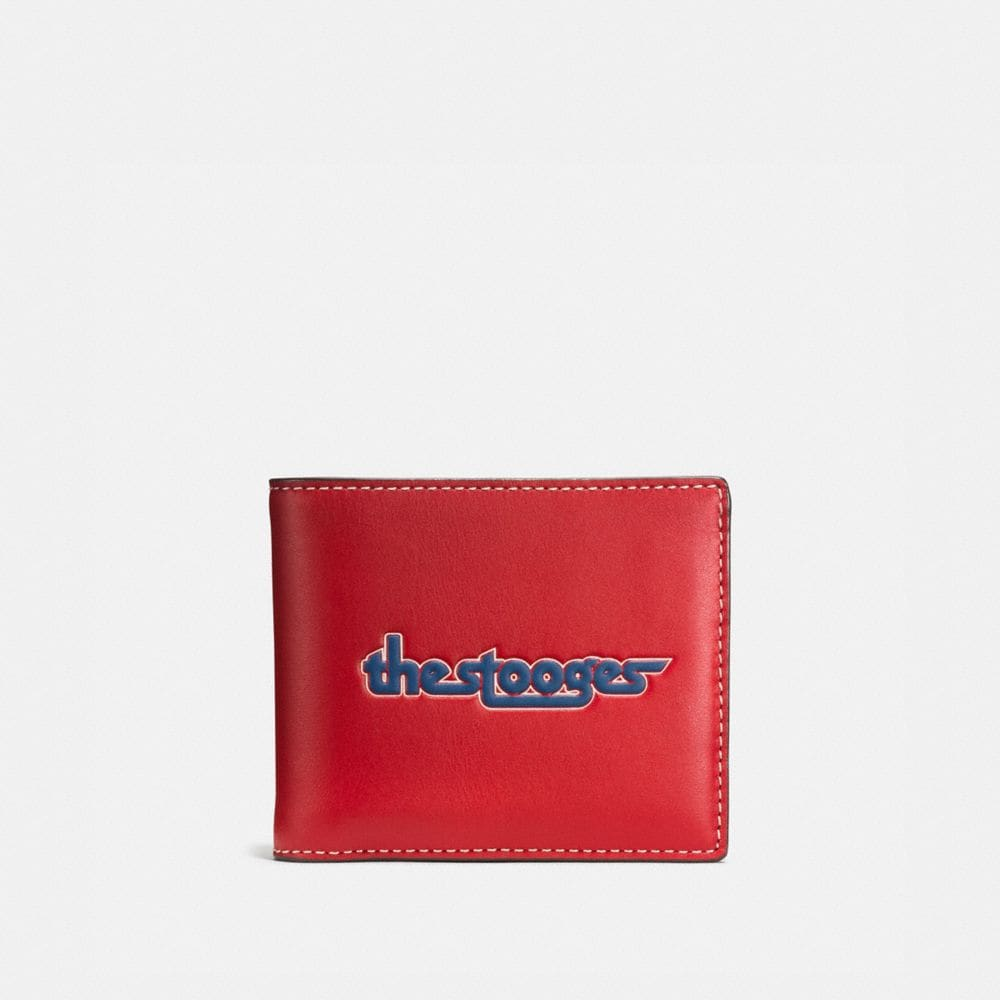 3-IN-1 WALLET WITH THE STOOGES
