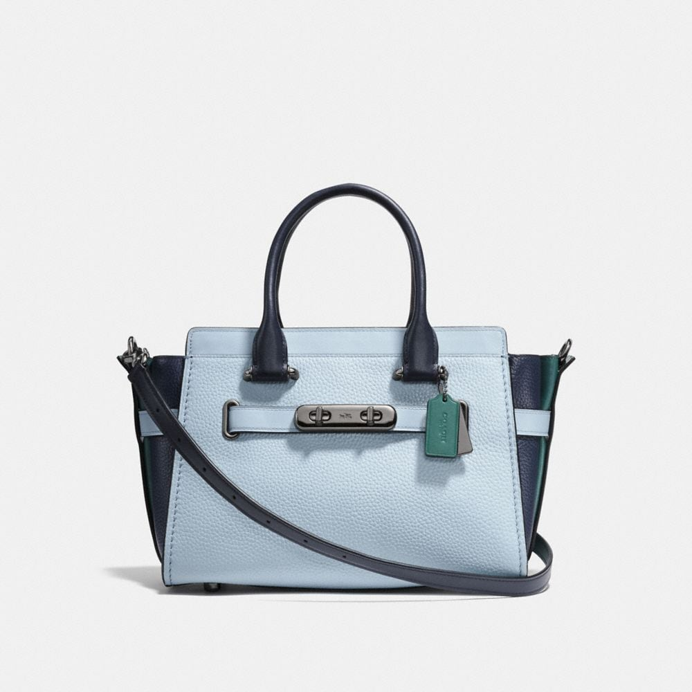 COACH SWAGGER 27 IN COLORBLOCK