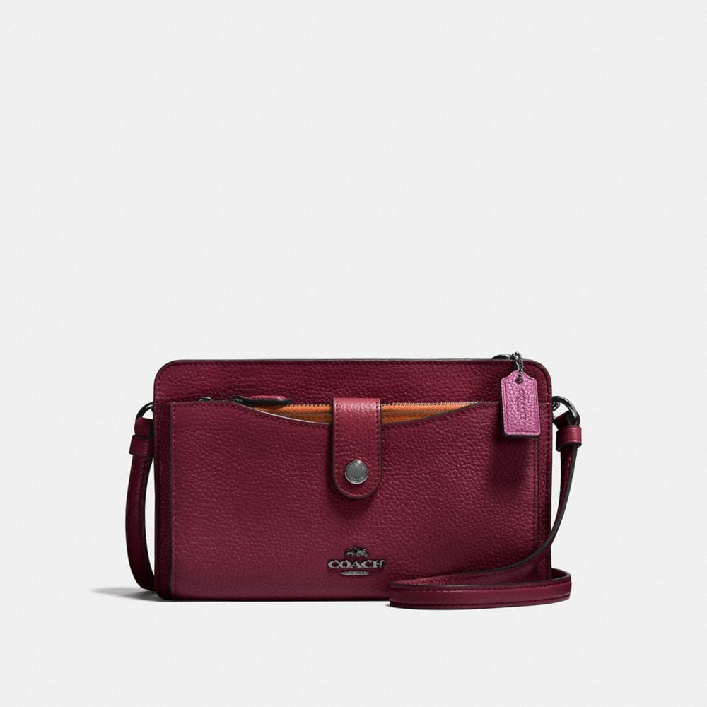 BOLSO POP-UP MESSENGER CON BLOQUES DE COLOR