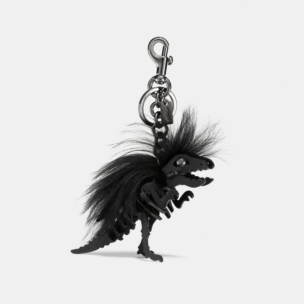 LONG MOHOAWK REXY BAG CHARM
