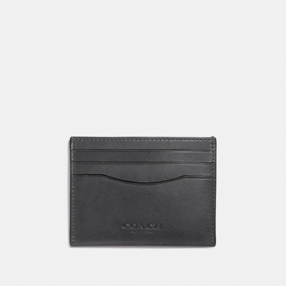 CARD CASE IN WATER BUFFALO LEATHER