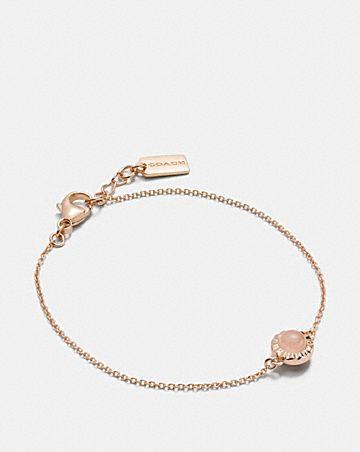 Demi Fine Sunburst Stone Bracelet
