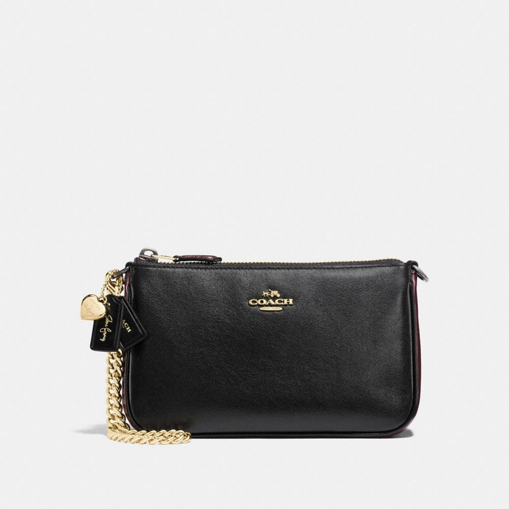 WRISTLET SELENA 19 EN CUIR COLOR BLOCK