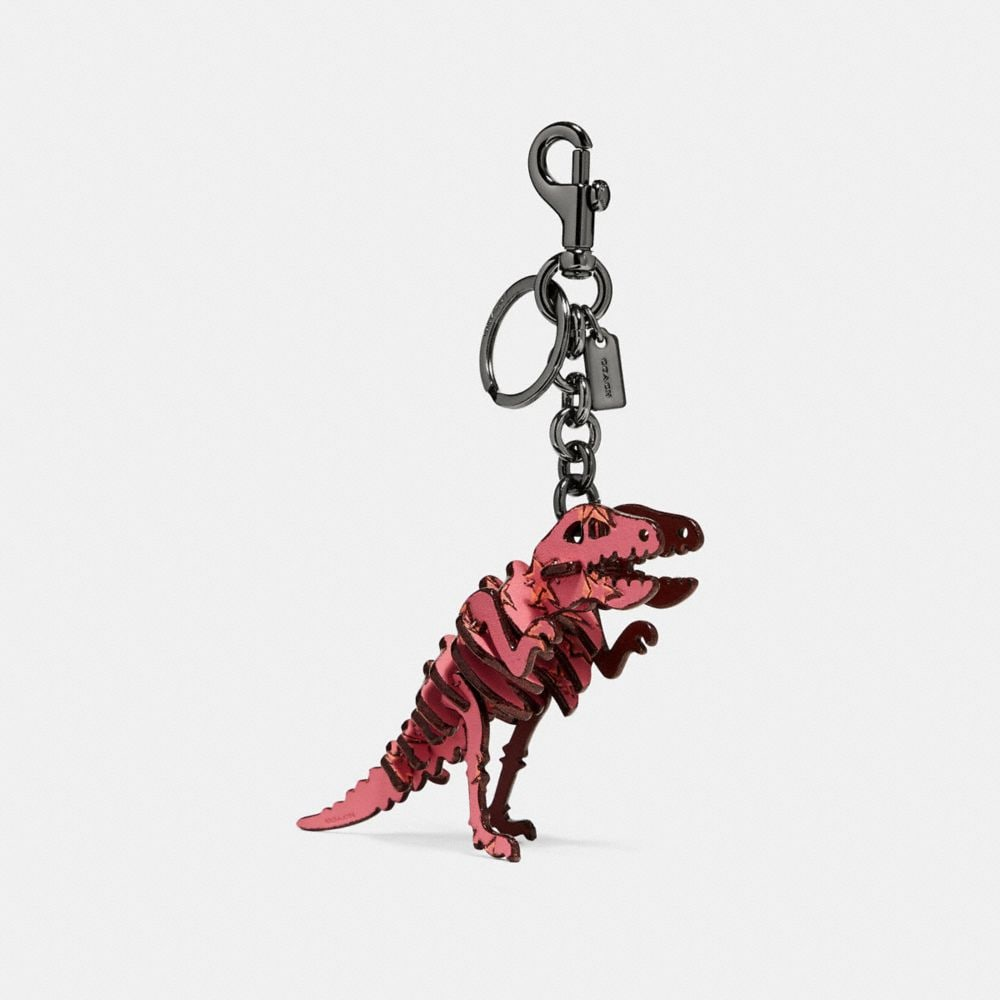 SMALL PRINTED REXY BAG CHARM