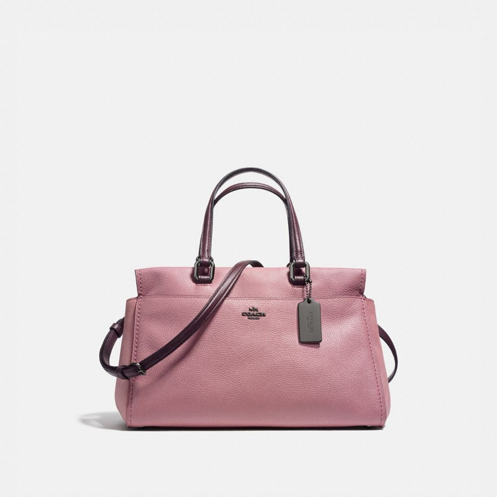 FULTON SATCHEL IN COLORBLOCK