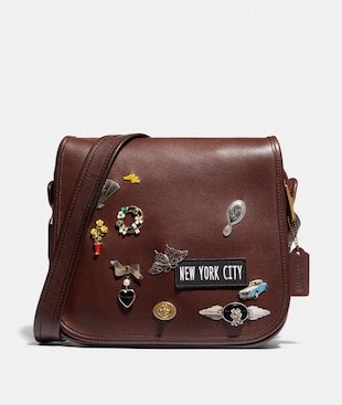 REMIXED STEWARDESS CROSSBODY