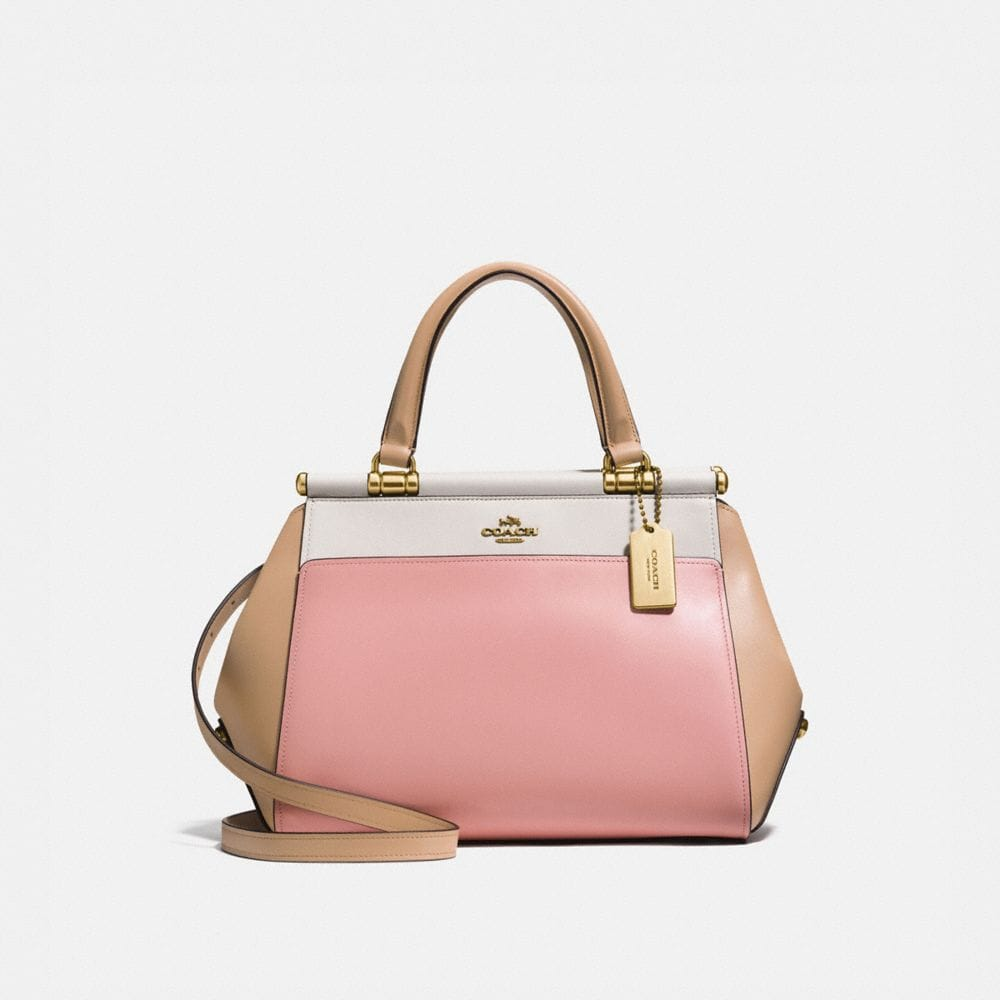 GRACE BAG IN COLORBLOCK