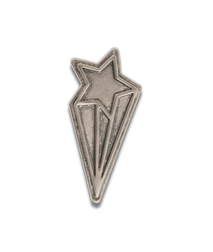 Shooting Star Souvenir Pin