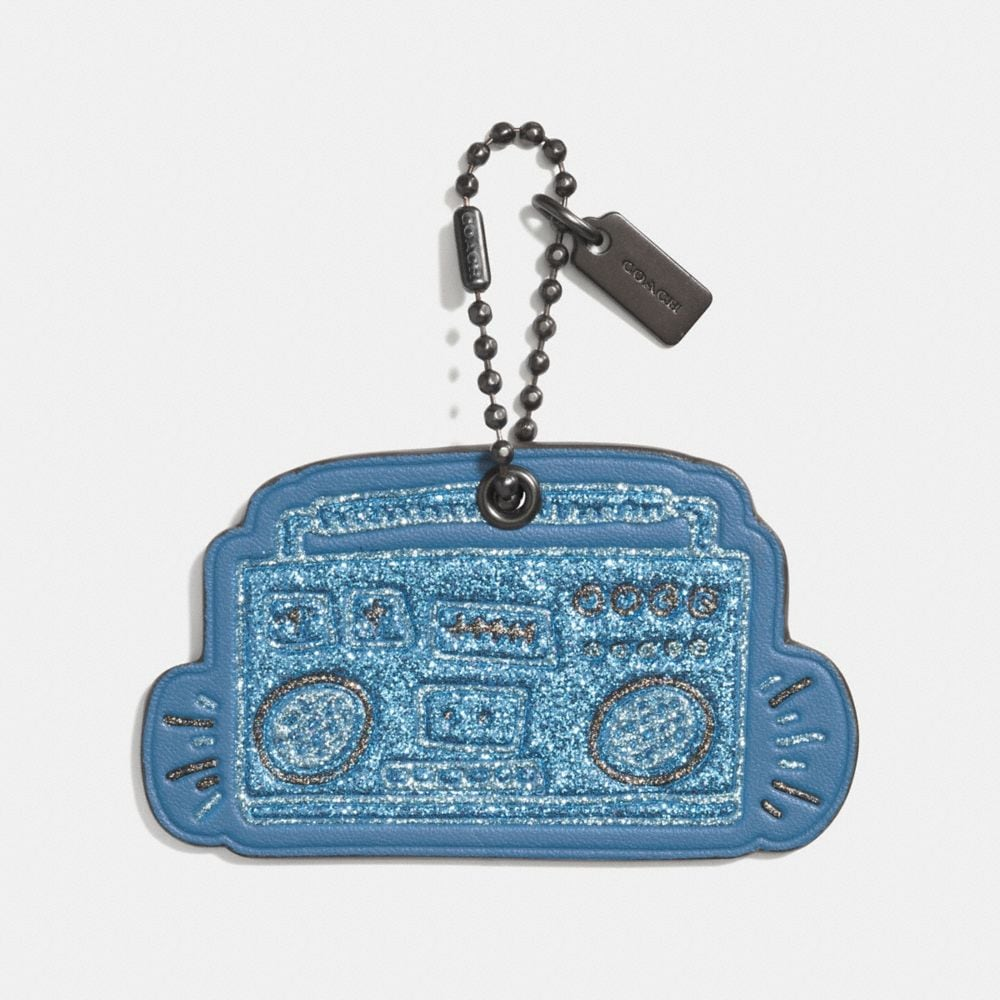 ÉTIQUETTE COACH X KEITH HARING
