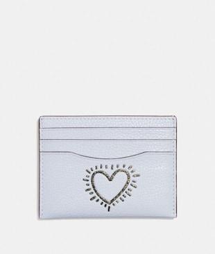 COACH X KEITH HARING CARD CASE