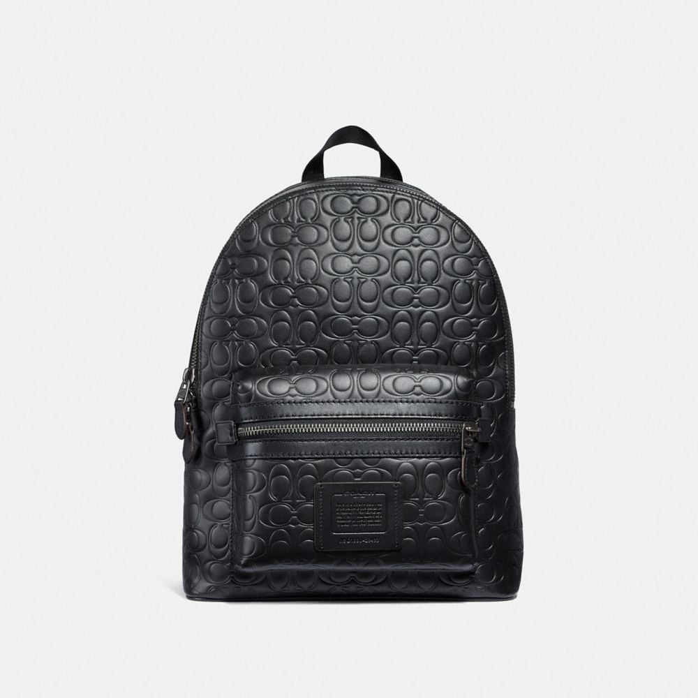 ACADEMY BACKPACK IN SIGNATURE LEATHER