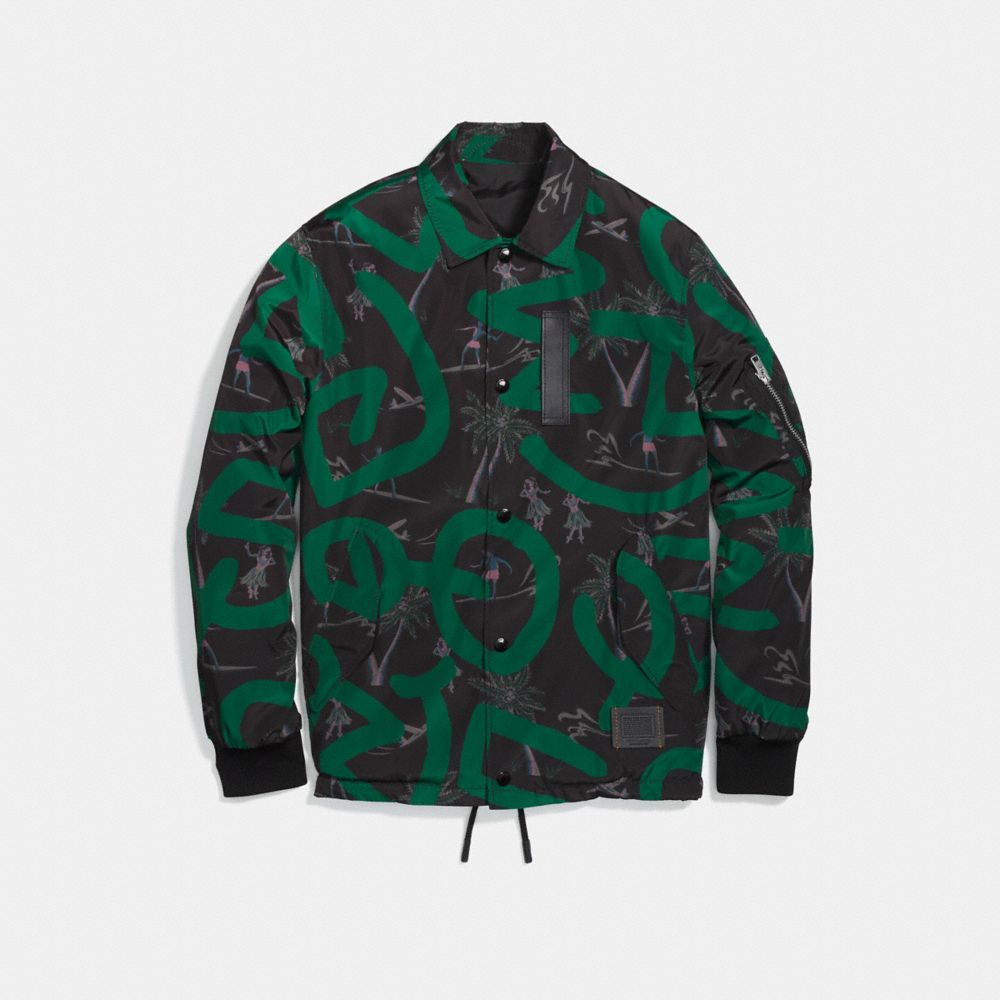COACH X KEITH HARING JACKET