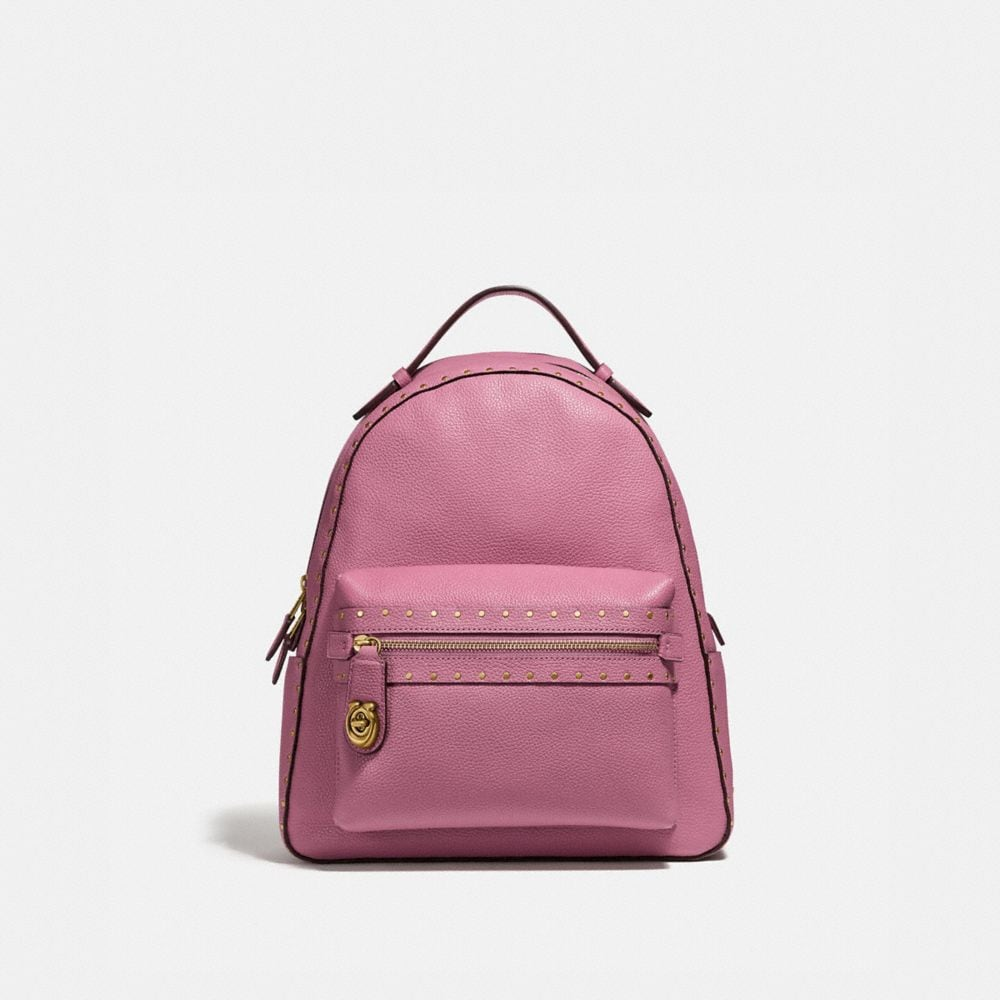 CAMPUS BACKPACK WITH RIVETS