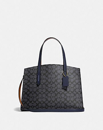 c9021400a1 CHARLIE CARRYALL IN SIGNATURE CANVAS