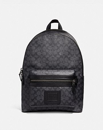 2db07704bb ACADEMY BACKPACK IN SIGNATURE CANVAS