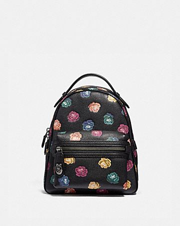 66347483cf COACH: Women's Backpacks