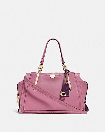 Detailed Crossbody Bag Women Pink pieces el-gris Cg9LKhBh3D