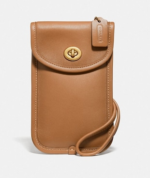 FLAT TURNLOCK CROSSBODY 12