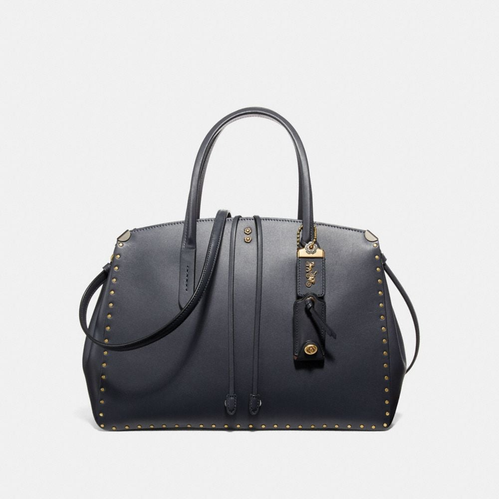 COOPER CARRYALL WITH BORDER RIVETS