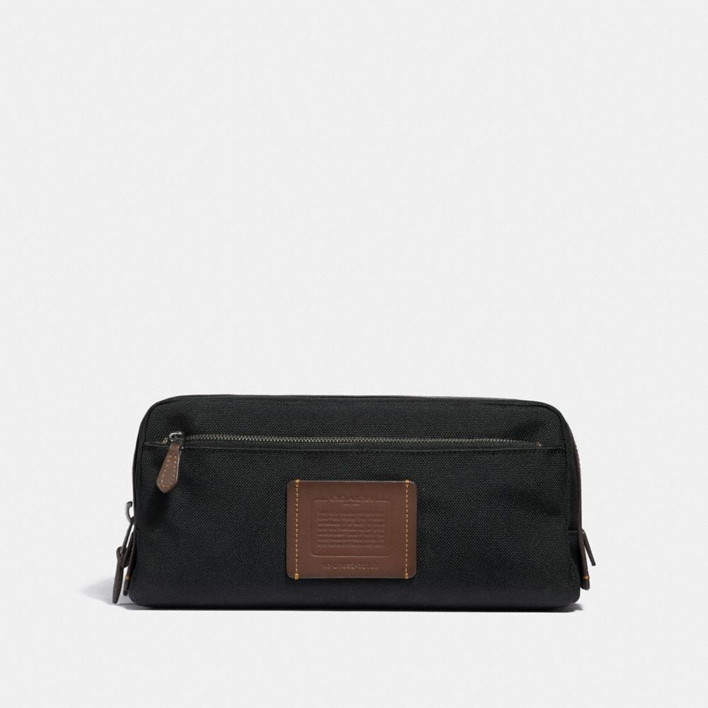 DOUBLE ZIP DOPP KIT