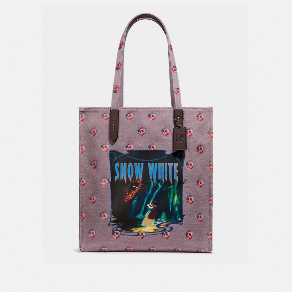 DISNEY X COACH SNOW WHITE TOTE