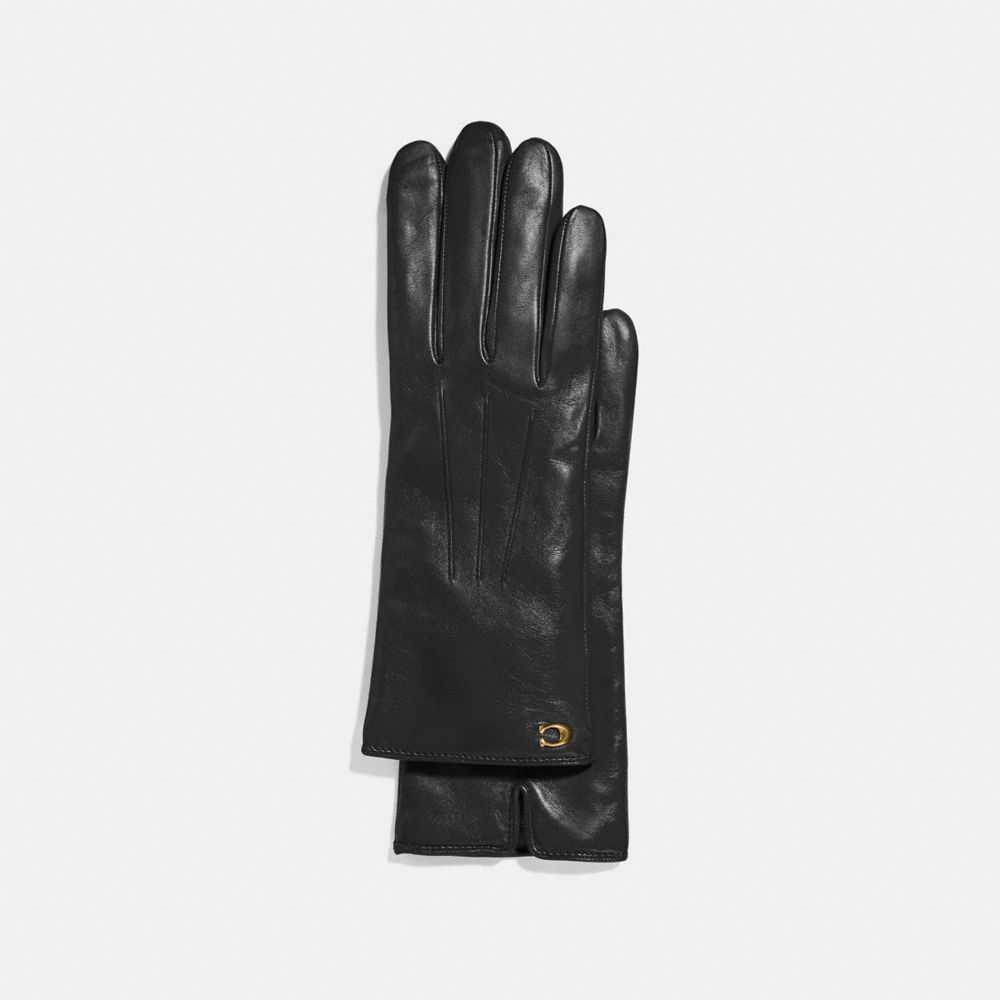 SCULPTED SIGNATURE TECH GLOVES