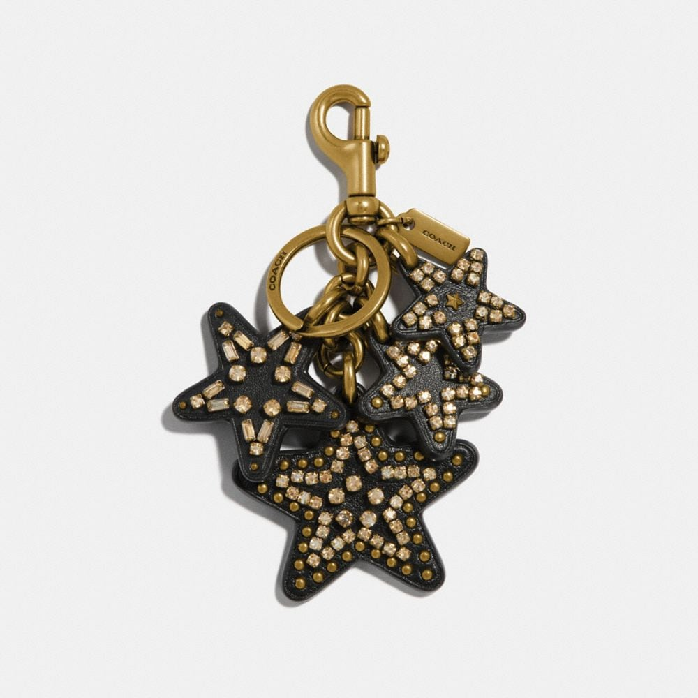 CLUSTERED STARS BAG CHARM
