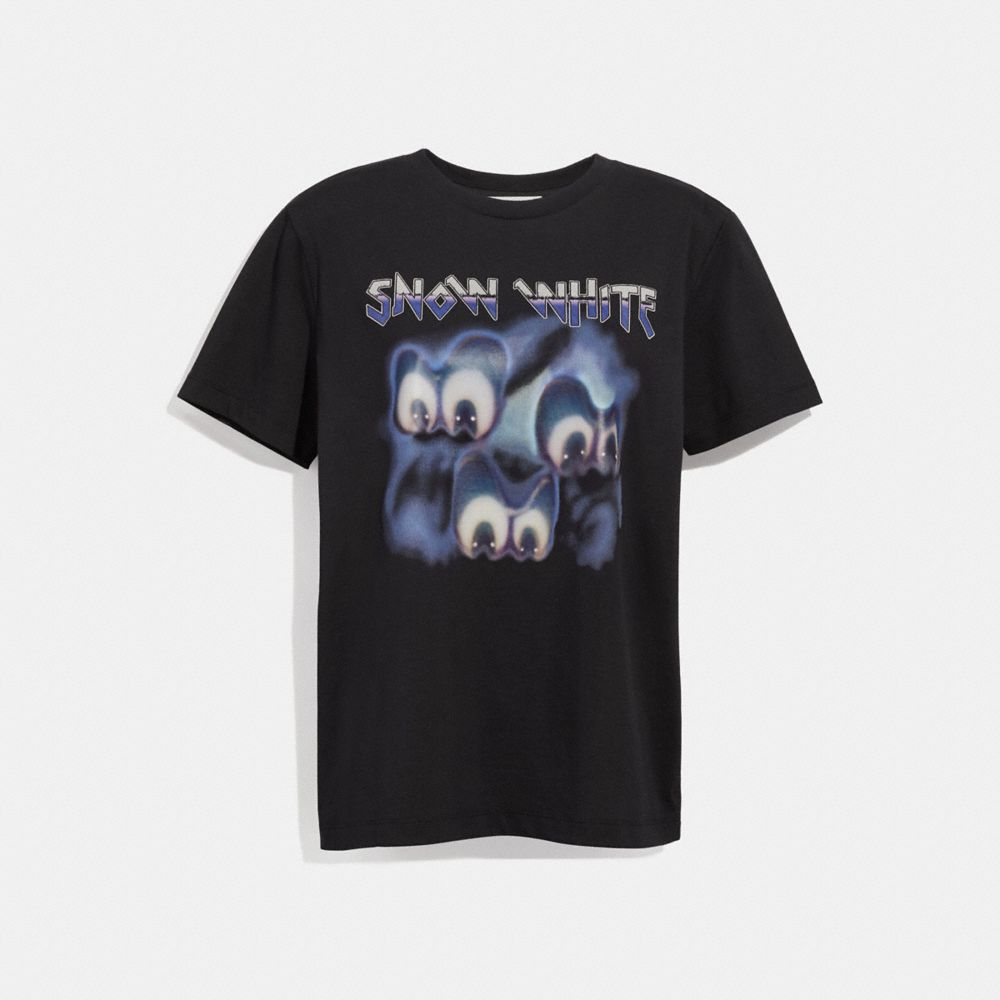 DISNEY X COACH SPOOKY EYES BAND T-SHIRT