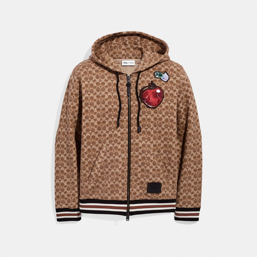 SWEAT À CAPUCHE EXCLUSIF DISNEY X COACH PROF