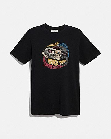 SPACE TOUR BAND T-SHIRT