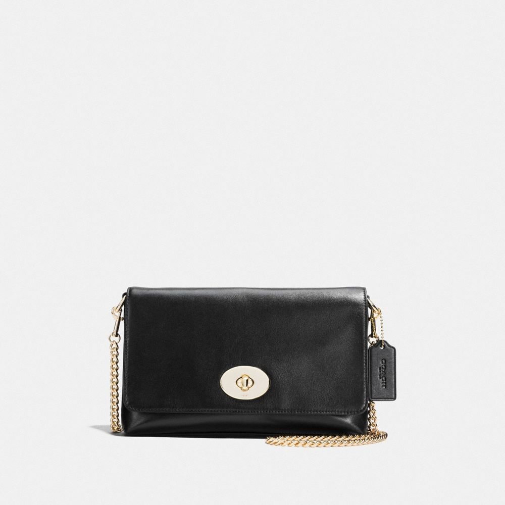 CROSSTOWN CROSSBODY IN SMOOTH CALF LEATHER