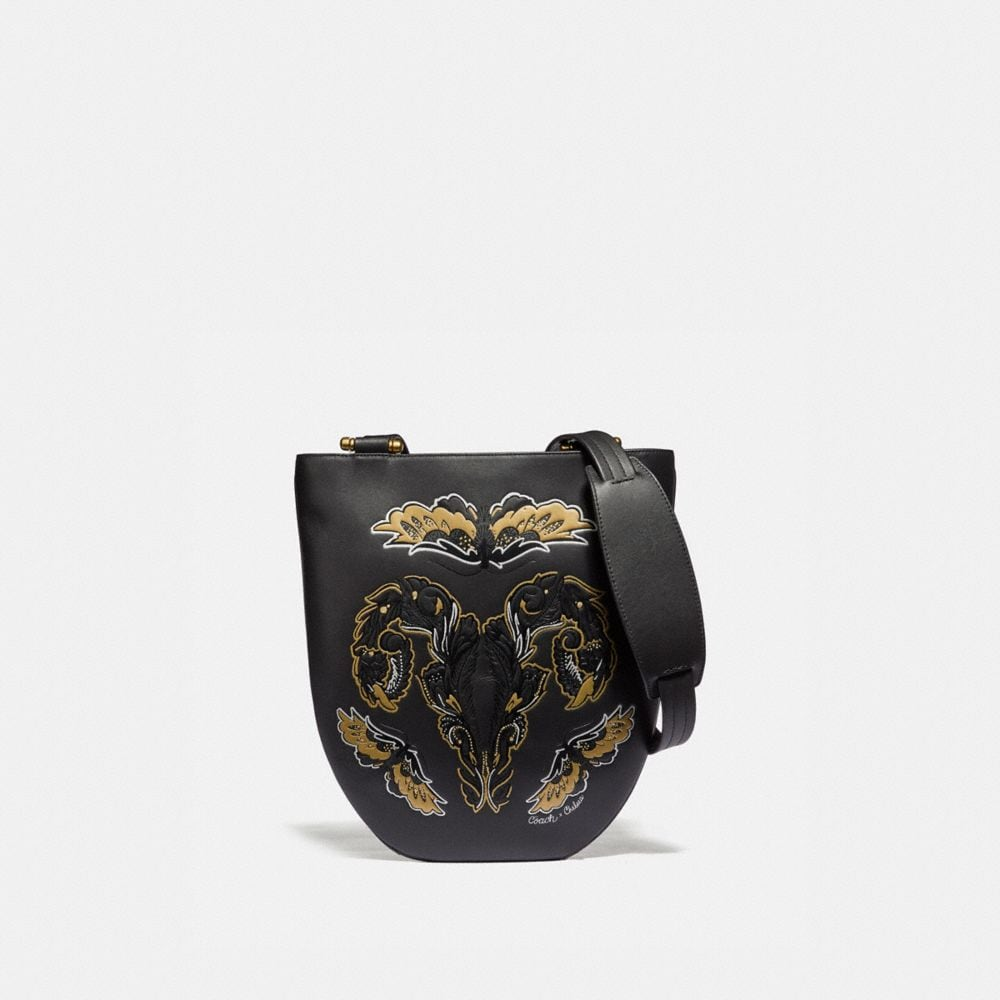 SLING BAG WITH TATTOO