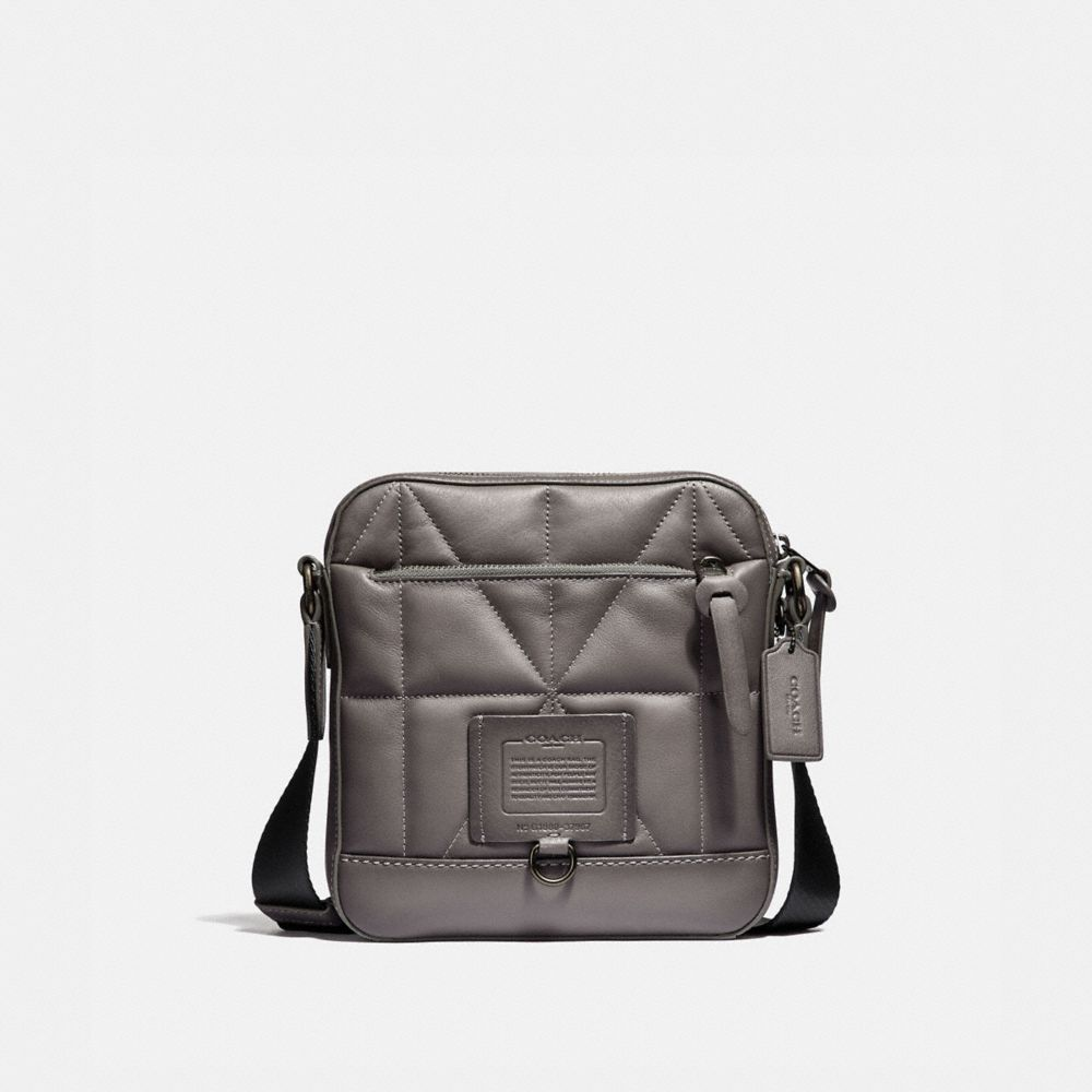 RIVINGTON CROSSBODY MIT STEPPSTOFF