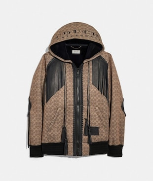 """SIGNATURE WESTERN """"COUCH"""" HOODIE"""