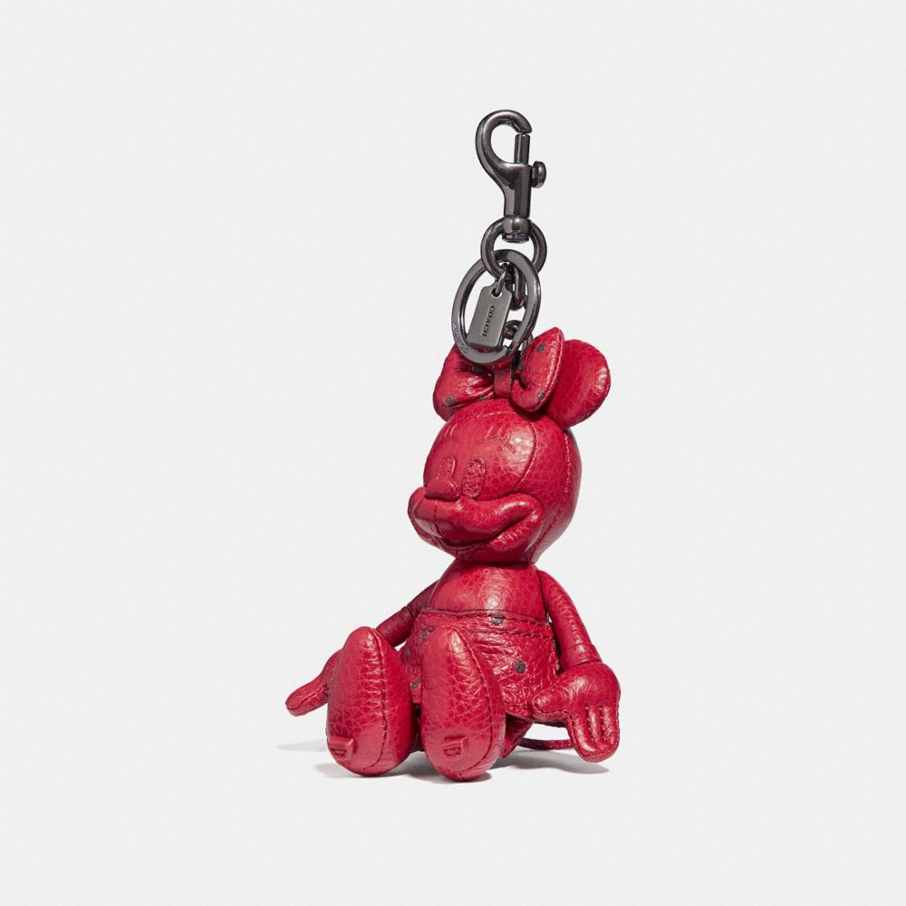 MINNIE MOUSE DOLL BAG CHARM