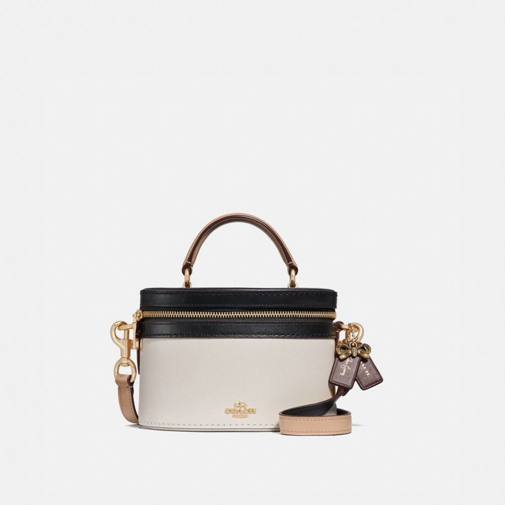 SELENA TRAIL BAG IN COLORBLOCK