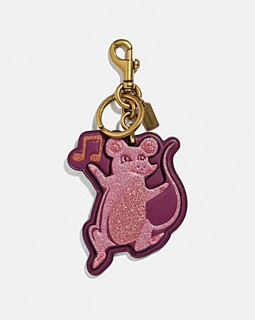 PARTY MOUSE BAG CHARM