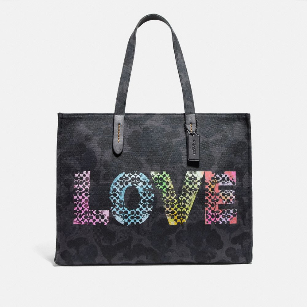 LOVE BY JASON NAYLOR TOTE 42