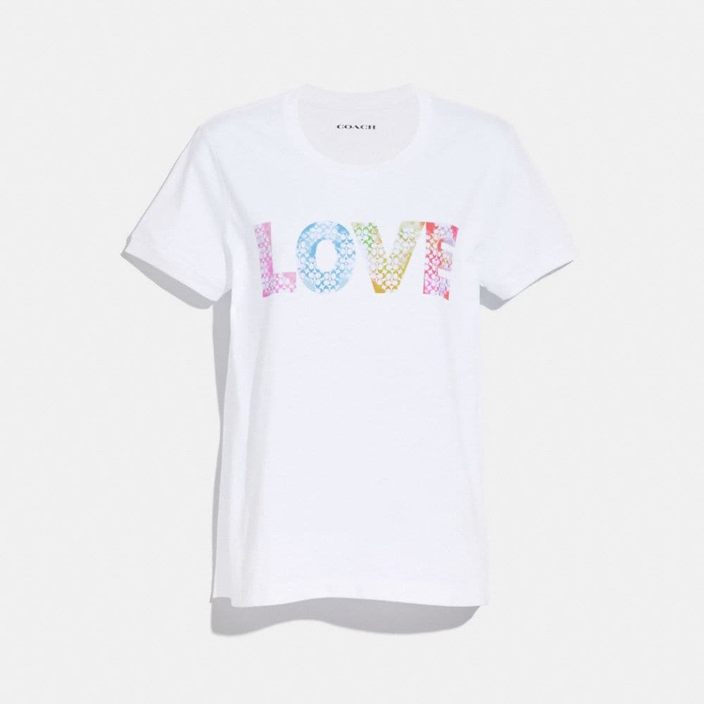 LOVE T-SHIRT VON JASON NAYLOR