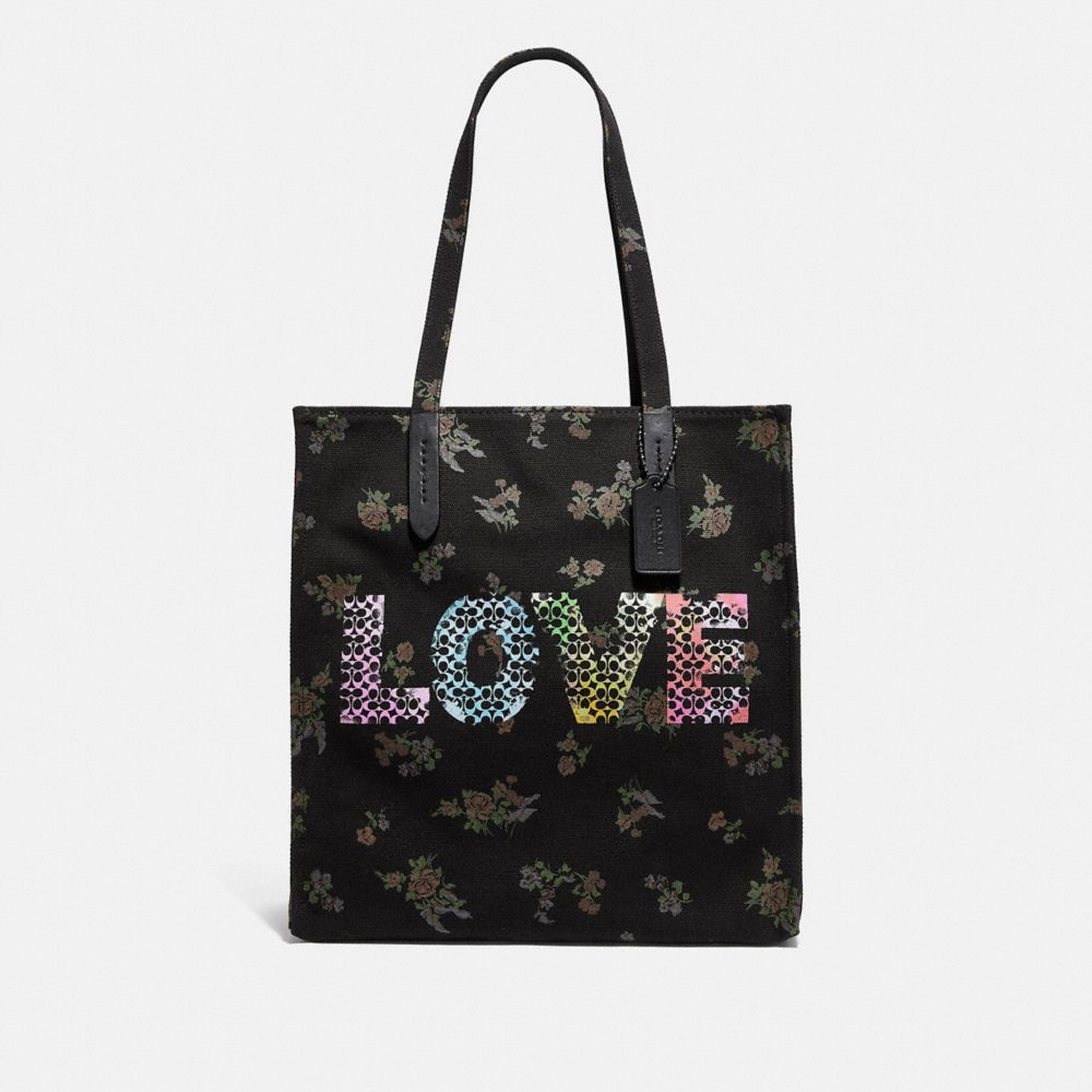 LOVE BY JASON NAYLOR TOTE