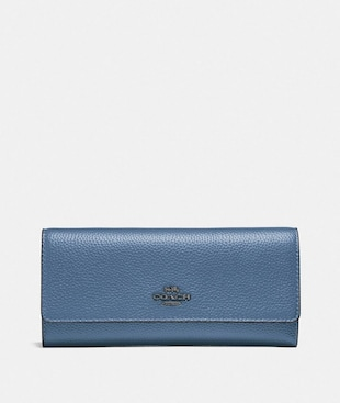 SOFT TRIFOLD WALLET