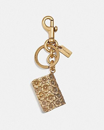 4afeeed6 Women's Bag Charms & Key Rings | COACH ®