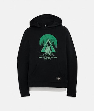 BIG APPLE CAMP HOODIE
