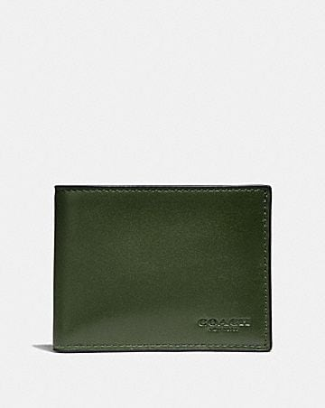 Cowboy Portemonnee.Men S Leather Wallets Coach