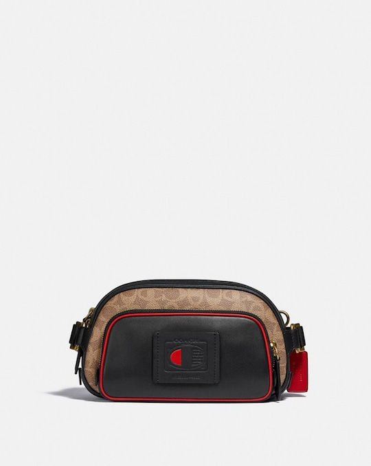 MARSUPIO COACH X CHAMPION IN TELA SIGNATURE