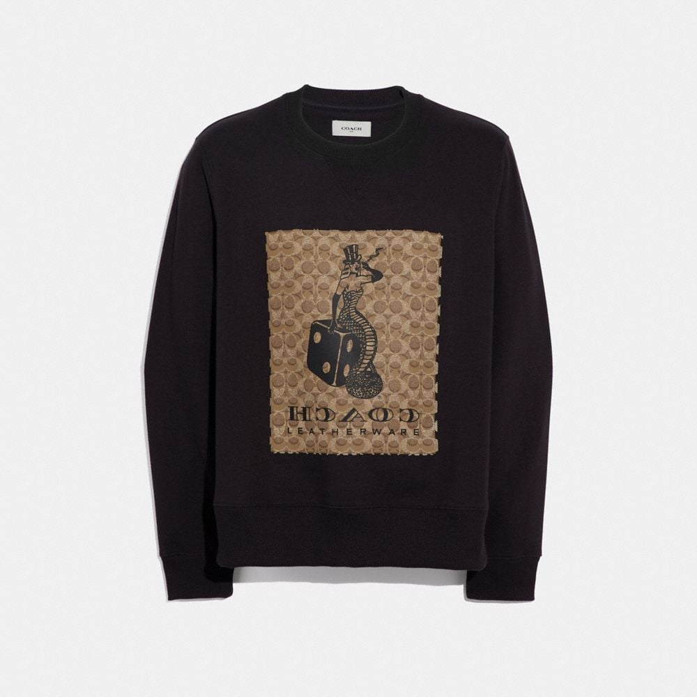 VIPER ROOM SIGNATURE SWEATSHIRT