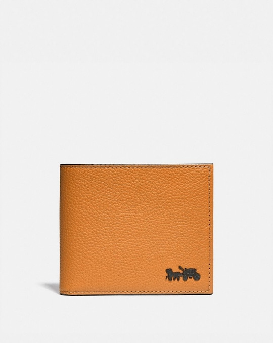 DOUBLE BILLFOLD WALLET